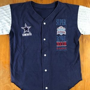 Vintage Dallas Cowboys Super Bowl XXVII Shirt